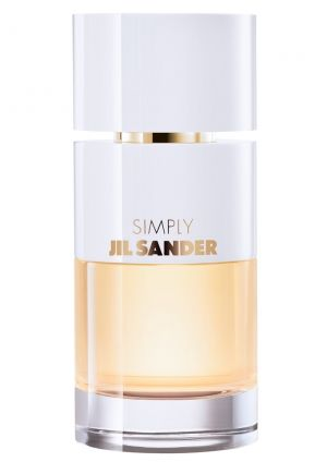 Simply Jil Sander Eau de Toilette Jil Sander for women...The top notes include fresh pear, combined with ambrette seed and galbanum. Musk and violet again form the heart of the perfume, this time enriched with additional notes of feminine tuberose and subtle nuances of spicy cardamom. The base consists of patchouli, leather and vanilla.