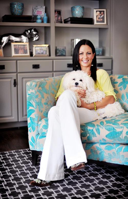 Ann-Marie Hensley Sara Evans Celebrity BabyScoop