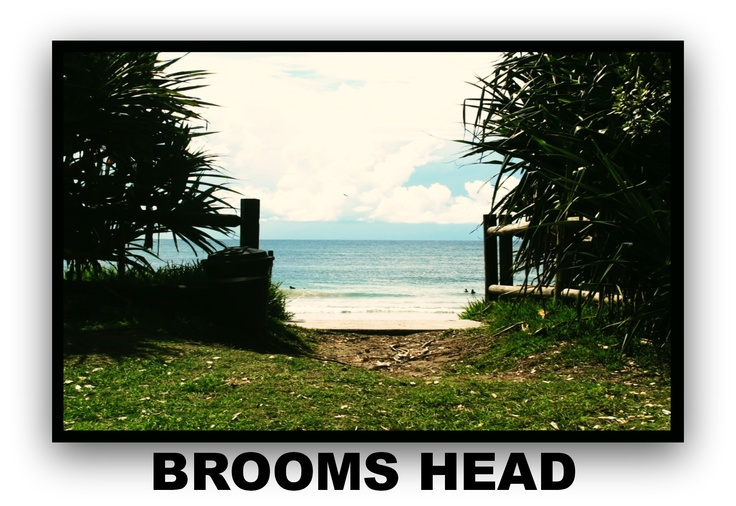 Brooms Head. I have fond memories of childhood holidays in this amazing coastal village.