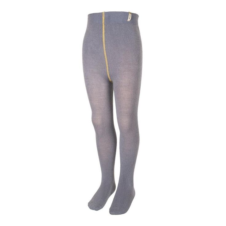 Janus DesignWool Merino Wool Tights: Steel