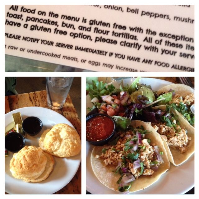 Company Cafe Review: Celiac and the Beast reviews Company Cafe in in Dallas, Texas