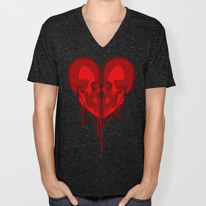 Eternal Valentine Unisex V-Neck