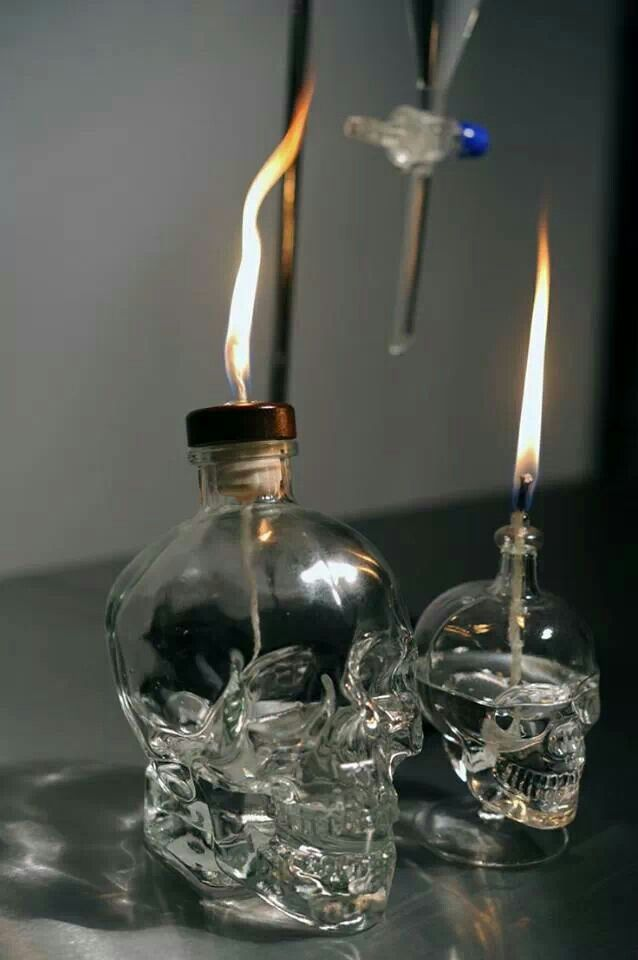 14 Best Repurposing Liquor Bottles Images On Pinterest