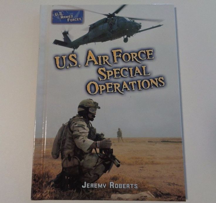 U. S. Air Force Special Operations by Jeremy Roberts