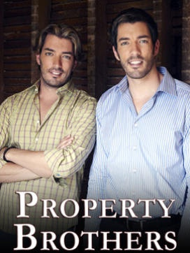Property Brothers on HGTV. They take an ordinary home that you can afford, and turn it into your dream house.  Love this show.  They aren't too bad on the eyes either. ;)