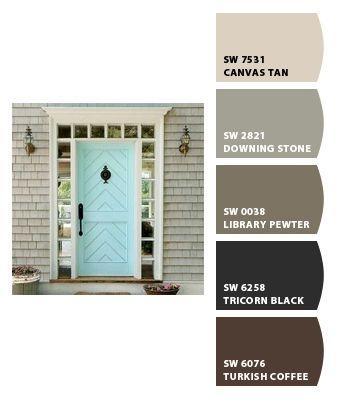 27 best images about sherwin williams exterior paint colors on pinterest paint colors - Paint my house exterior online collection ...