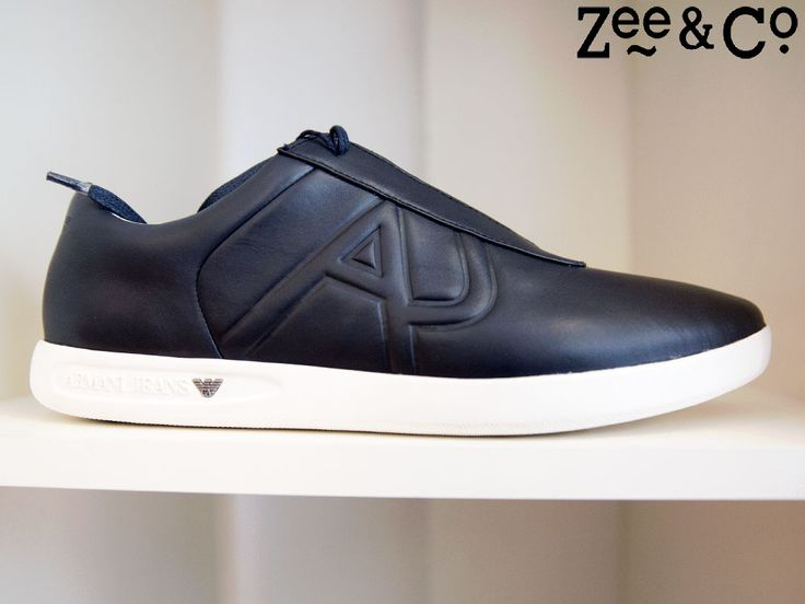 Treat your feet to a pair of Armani Jeans trainers! http://www.zeeandco.co.uk/mens/designer-footwear/shopby/armani-jeans.html #Armani#ArmaniJeans #trainer #footwear #shoe #zeeandco