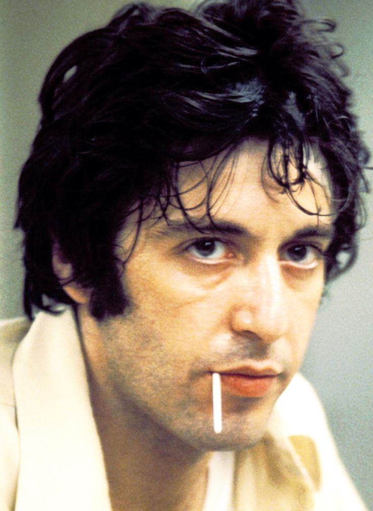 Al Pacino in Dog Day Afternoon, 1975