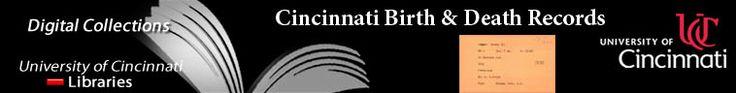 University of Cincinnati Libraries Digital Collections