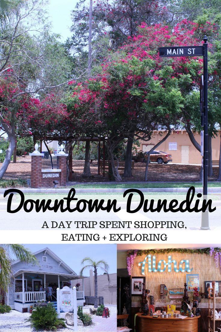 Downtown Dunedin Day Trip, Shopping in Dunedin, Things to Do in Dunedin