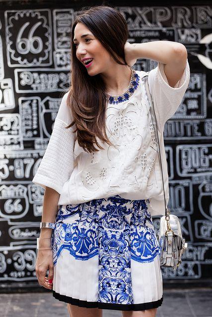 roberto cavalli, fabulous muses, street style, diana enciu, alina tanasa (8) by diana.enciu, via Flickr