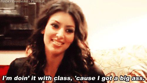 39 Times Kim Was Actually the Funniest Kardashian