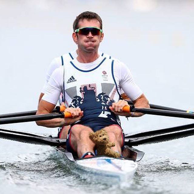 Dave wanted to be a cox in the GB rowing team. He thought he'd better start with…
