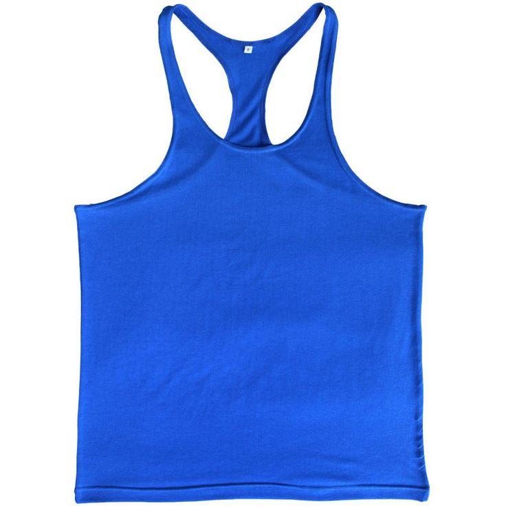 Mens Bodybuilding Clothing Stringer Singlets
