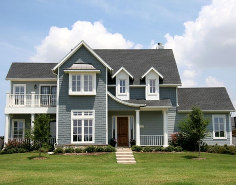 1000 images about house on pinterest house plans for Typical american house plan