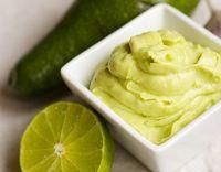 Maionese de Abacate (vegana)