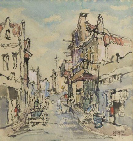 Gregoire Boonzaier - 90 artworks - WikiArt.org