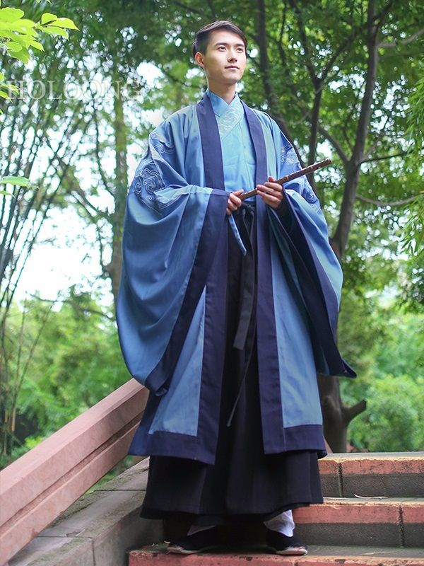 70 best men hanfu images on pinterest hanfu boy outfits