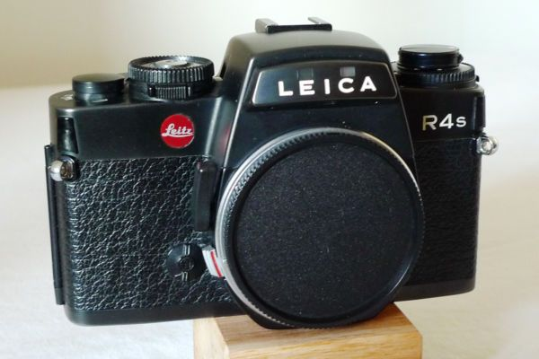 Leica R 4S Fotocamera a pellicola
