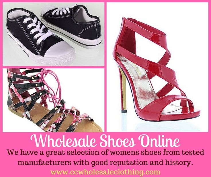 To buy Wholesale Shoes Online now only log on:  https://www.ccwholesaleclothing.com/SHOES_c_149.html