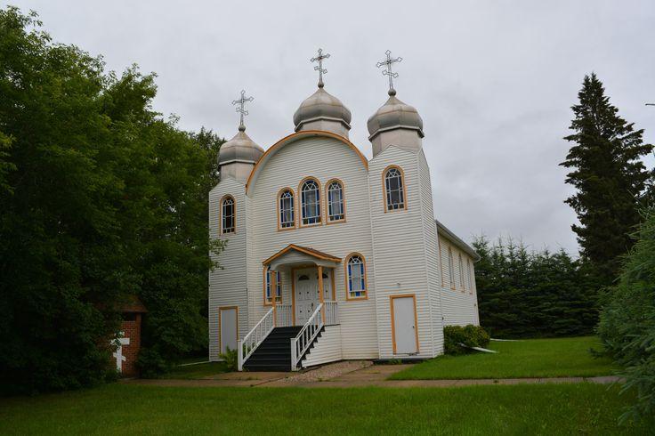 St Demetrious Ukrainian Orthodox Church Stenen 1955
