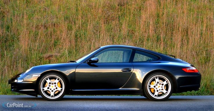 2005 Porsche 911 Carrera 997 S MY06 Sports Automatic