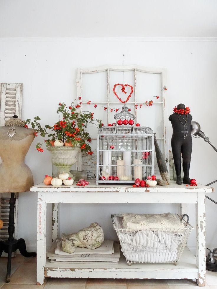 die besten 25 wohnzimmer weihnachtlich dekorieren ideen auf pinterest weihnachtsdeko im. Black Bedroom Furniture Sets. Home Design Ideas