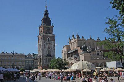 Krakova - Nähtävyydet & matkailu