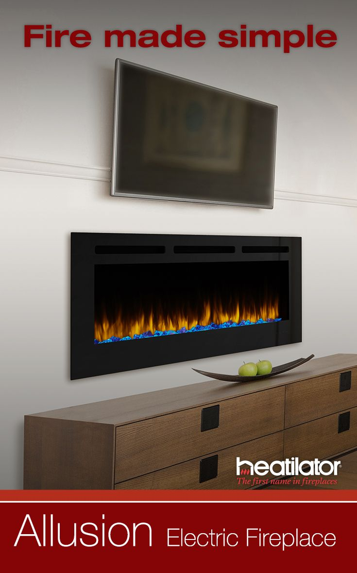 Adding The Modern Look Of A Fireplace To Your Home Has Never Been