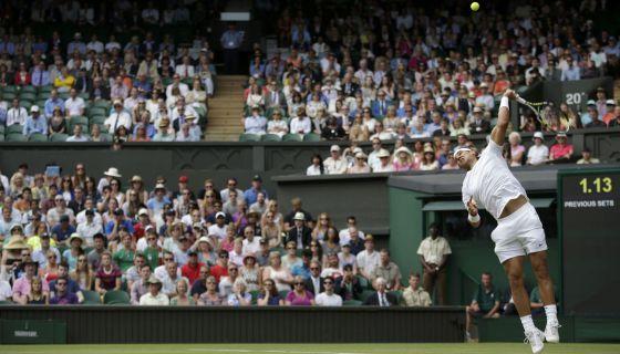 Tenis: Nadal, especialista en remontadas | Deportes | EL PAÍS