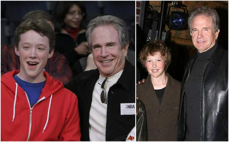 Annette Bening and Warren Beatty's kid - son Benjamin Beatty
