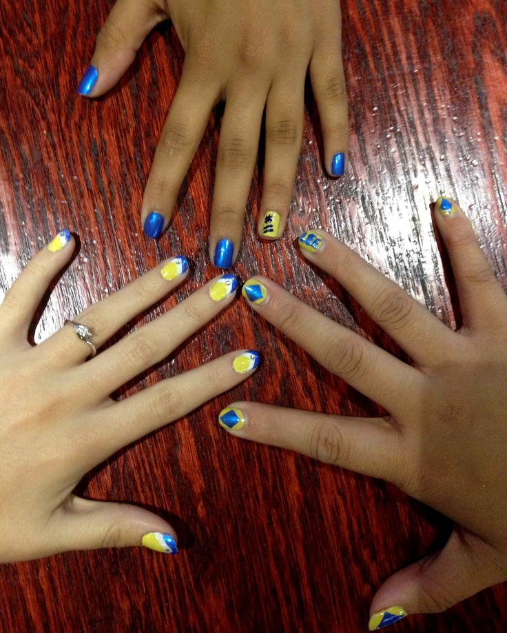 Top Nails Game Online Nail Studio Game Online: 10 Best Golden State Warriors Game Day Glam Images On