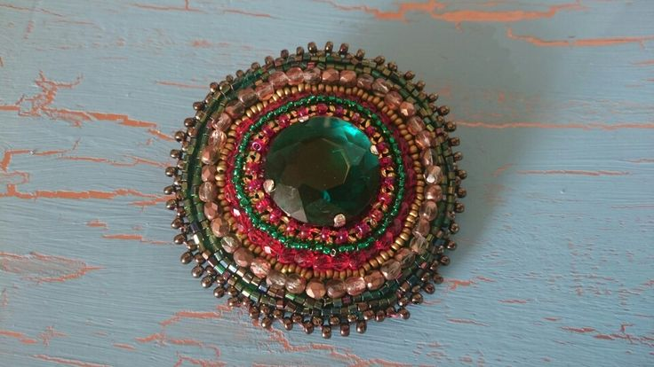 Brooch by Skipka