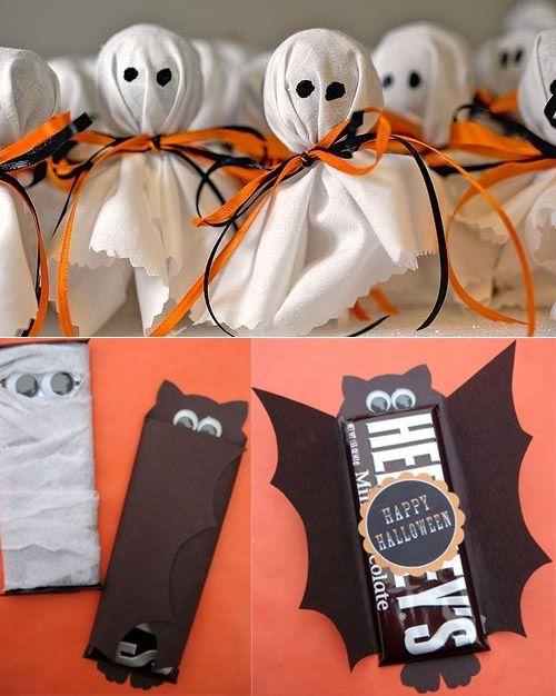 Chuches disfrazadas para Halloween