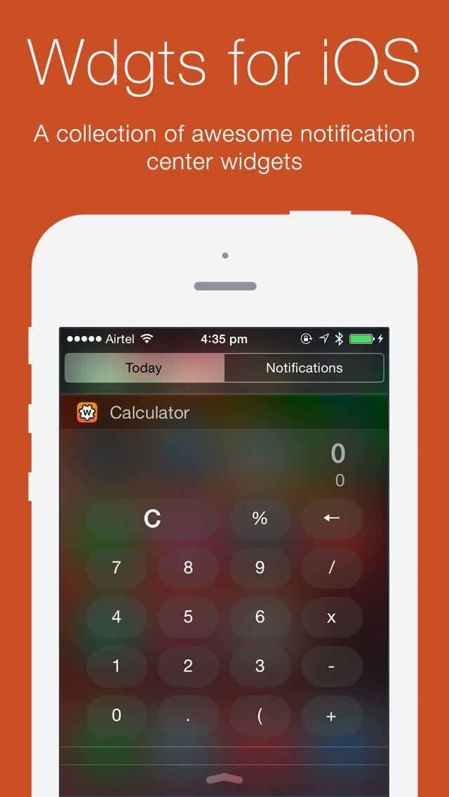 Widgets: Die 10 besten Apps für das iOS-8-Notification-Center   t3n