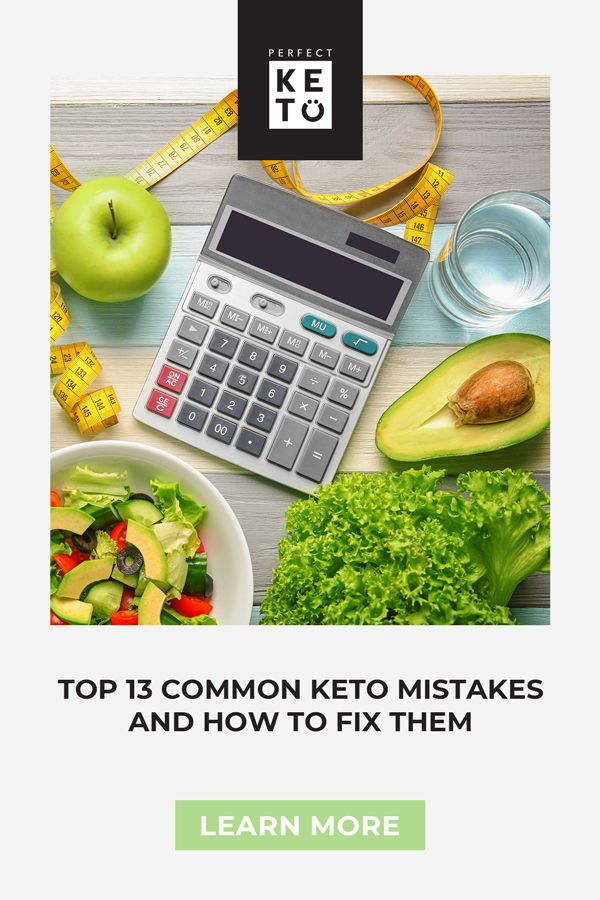what to fix on a keto diet