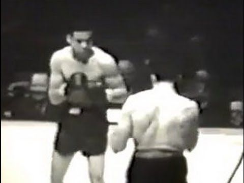 1941-03-21  Джо Луис--Эйб Саймон  Joe Louis--Abe Simon
