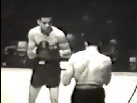 1941-03-21  Джо Луис--Эйб Саймон  Joe Louis--Abe Simon