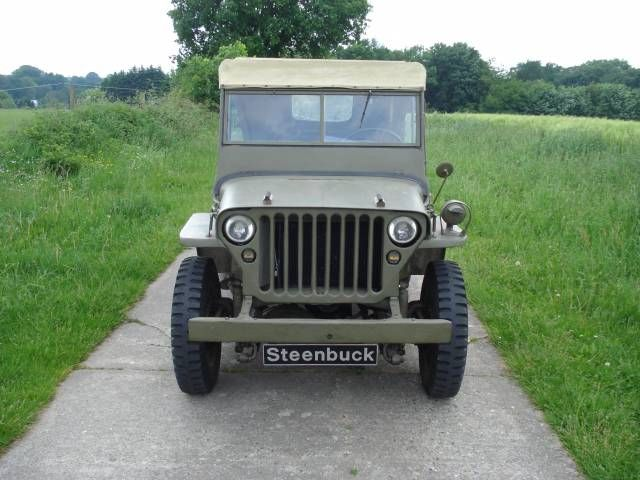 Willys MB - Willys MB Jeep 1944