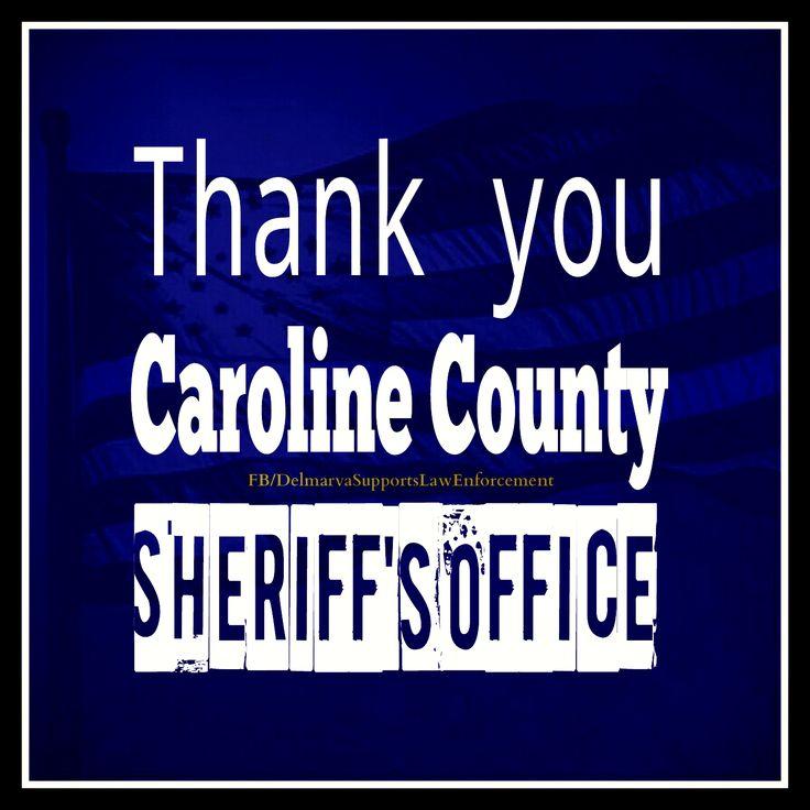 Caroline County, MD Sheriff's Office