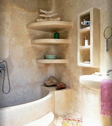 baño marroqui | ideas decoracion hogar (baño marroqui )