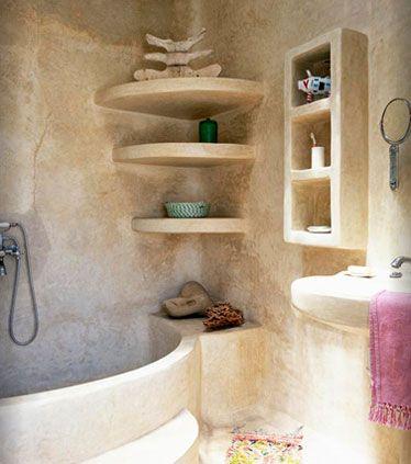 baño marroqui | ideas decoracion hogar (baño marroqui )