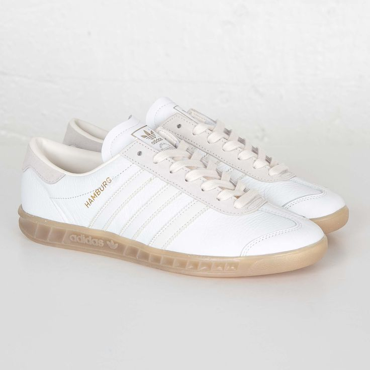 adidas hamburg womens white