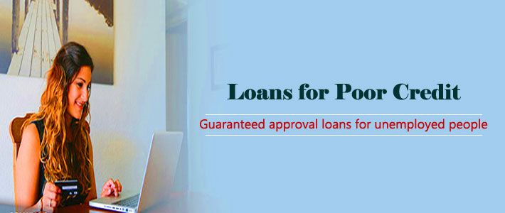 People with poor credit ratings are still eligible to acquire necessary funds during difficult time because lenders have specially designed loan options for them such as loans for poor credit.