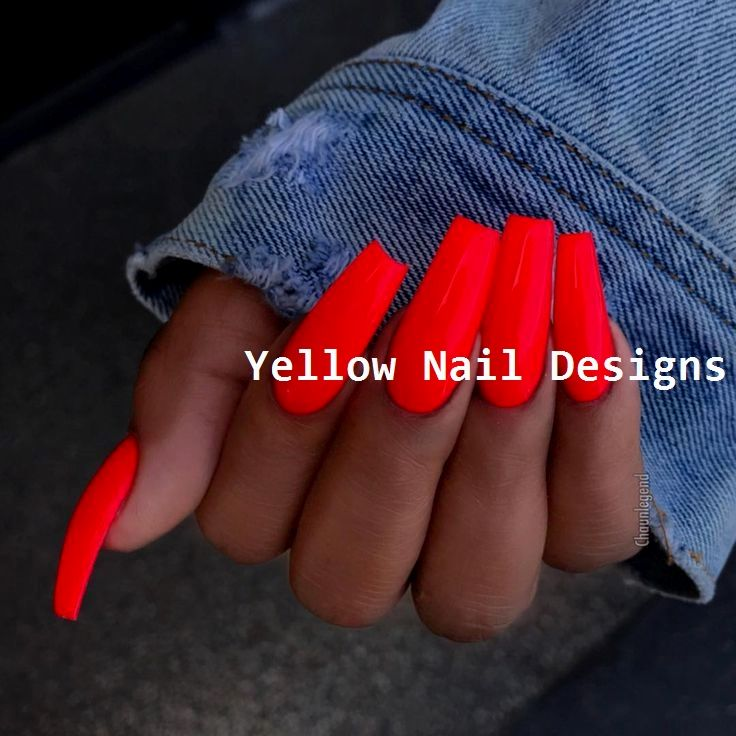 23 Great Yellow Nail Art Designs 2019 #nails #nailideas   – Little Yellow Cab Nails
