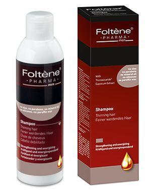 Foltene Pharma  Szampon wzmacniający  przeciw wypadaniu włosów dla mężczyzn