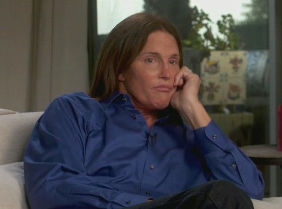 Bruce Jenner Admits He Once Contemplated Suicide  Bruce Jenner, Diane Sawyer Interview