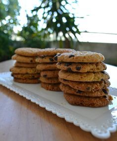 cookies πορτοκαλιου