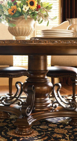 9 besten round dining table bilder auf pinterest, Esstisch ideennn