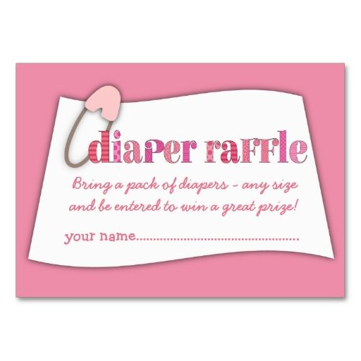 1767 best Baby Raffle Ticket images on Pinterest Business cards - raffle ticket